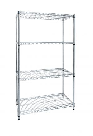 Standard Chrome Wire Bays