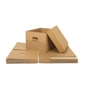 Archive Boxes – Pack Of 10