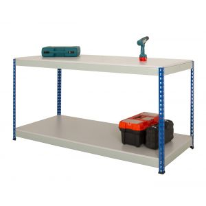 Full Undershelf Workbench