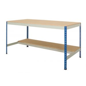 Half Undershelf Workbench