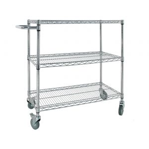 Small Trolley With Handle