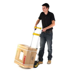 The Pro' Heavy Duty Folding Aluminium Sack Truck