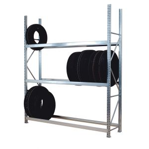 C70 Tyre Racking Levels