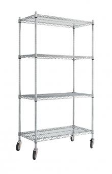 Trolley With Standard Shelves