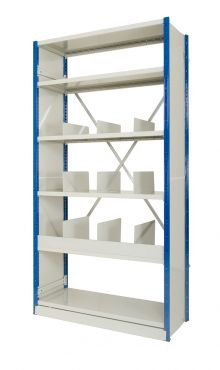 Slotted Shelf Bay - 1000mm wide