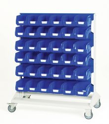 Bott Verso Mobile Louvre Rack & Bin Kit