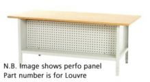 Bott Verso Storage Bench Rear Louvre Panel