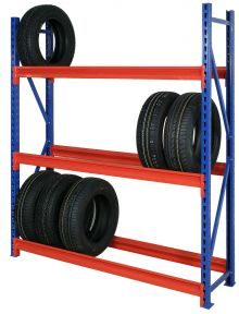Tyre Racking Levels